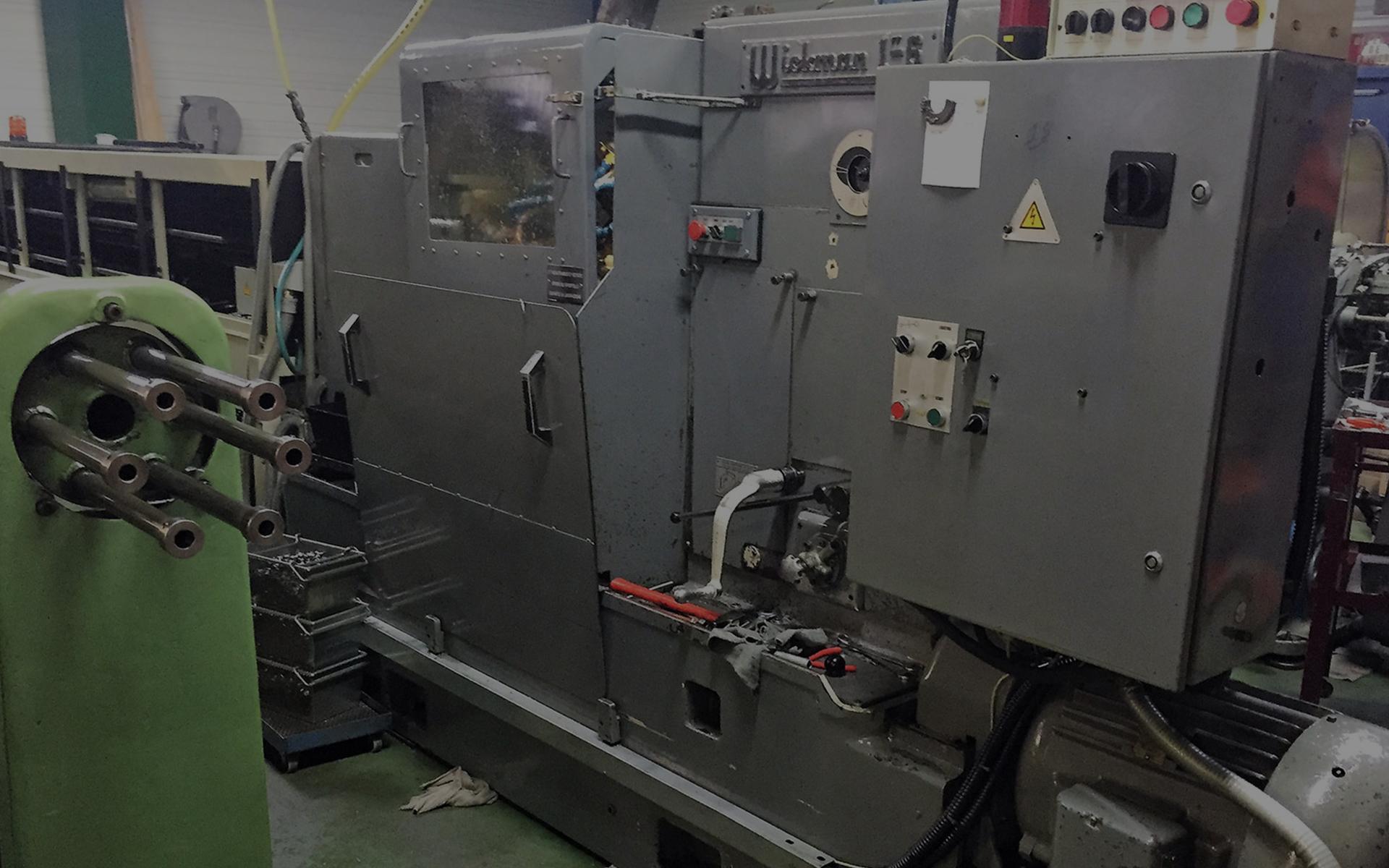 SPMO achète et vend toutes types de machines outils :